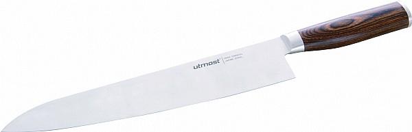 《極致刀具》Pakka西式主廚刀(可選刀面上刻字)